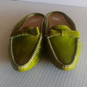 Joey  loafers mule
